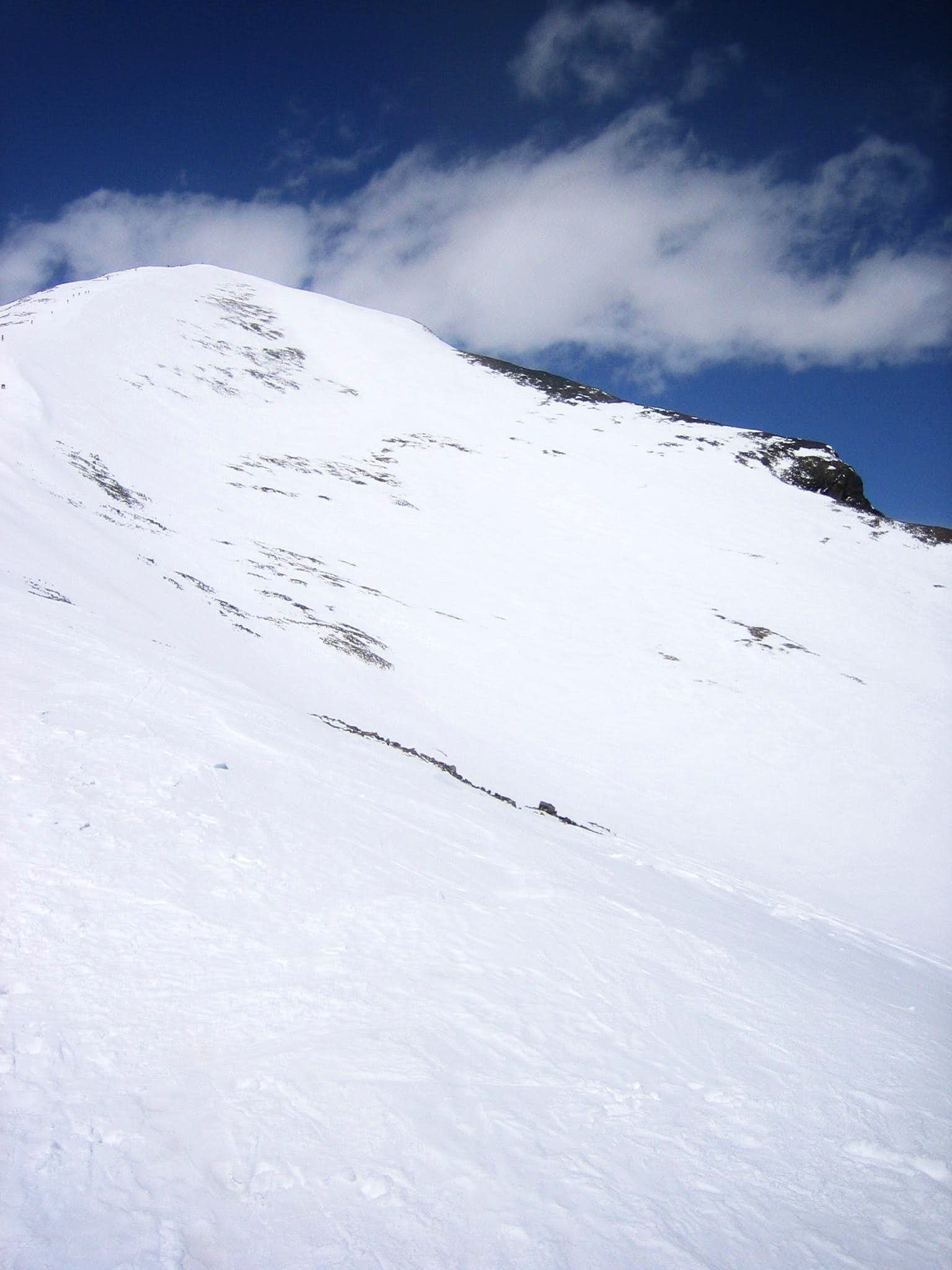 Quandary E.Slope/Ridge Ski Descent