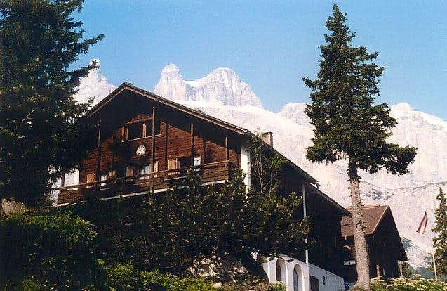 Lindauer Hut with...