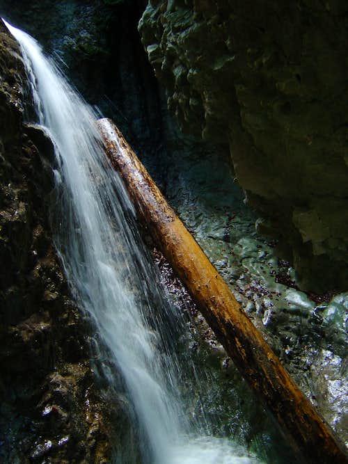Waterfalls of Slovak Paradise