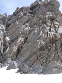 rock- Alvand Mountain