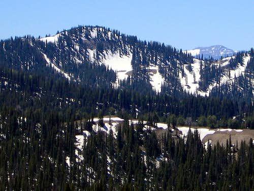 Preston Peak, Utah