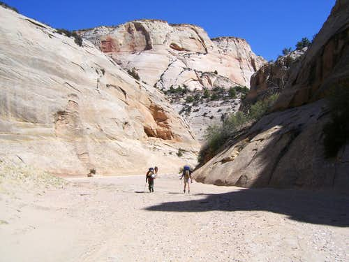 Middle Hackberry Canyon
