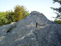 Castle Rock summit