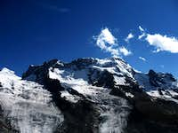 North Side of Breithorn