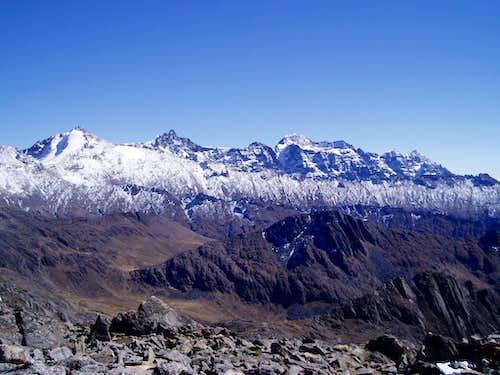 Serranias Serkhe - from Reconquistada Trail