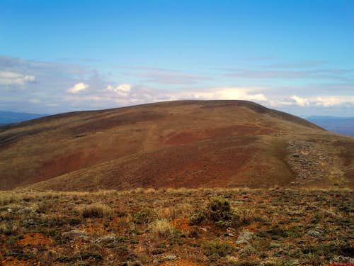 Wenas Peak
