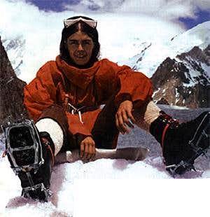 In memory of Wanda Rutkiewicz (1943-1992)