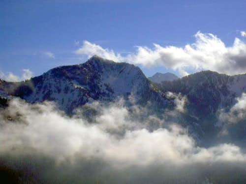 January 2004 - Mt Raymond...
