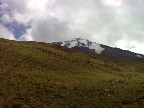 Sabalan Summit