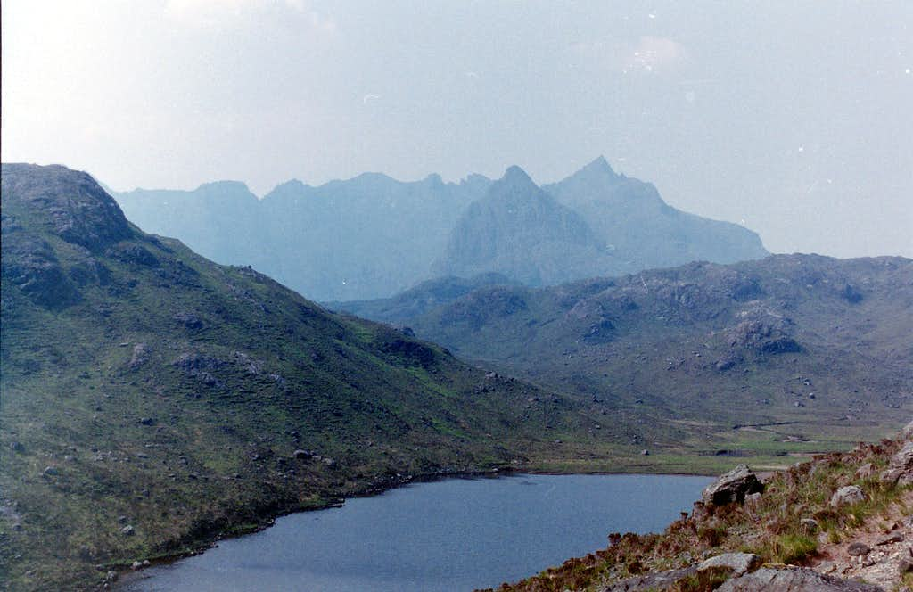 Loch a'Choire Riabhaich