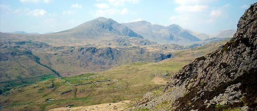 Scafell and Roman Fort