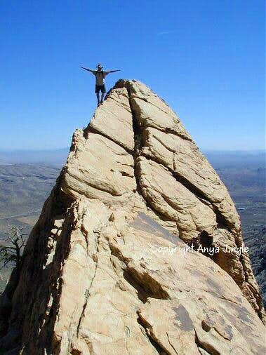 White Rock Pinnacle