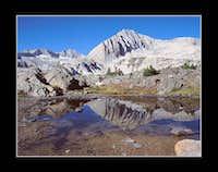 North Peak Reflecting in Pond