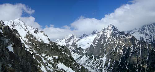 View to Veľká Studena dolina