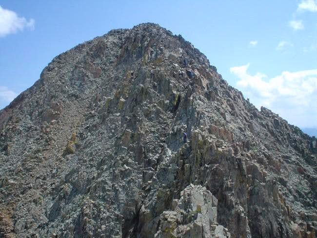 Wilson's West Ridge