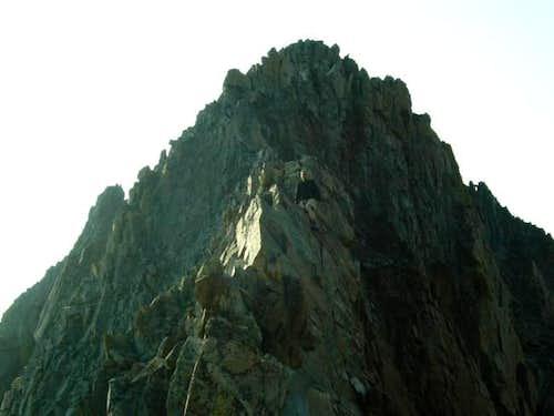 What an awsome ridge!!! This...
