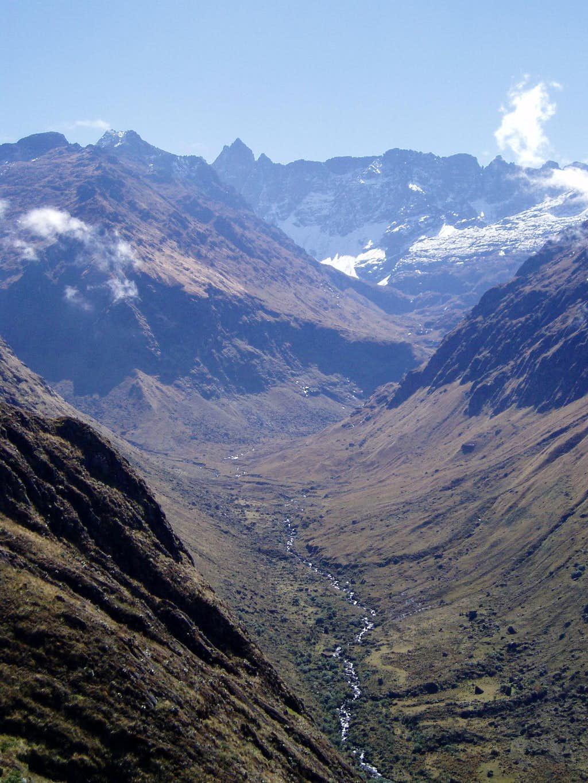 Serranias Rosario- Perkhata 5040 m