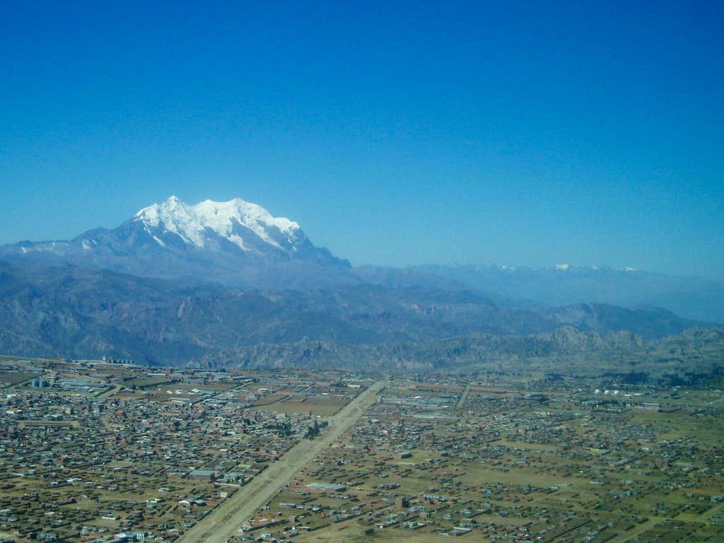 El Alto - Illimani