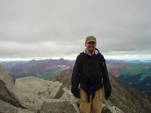 Summit of Snowmass August 3,...