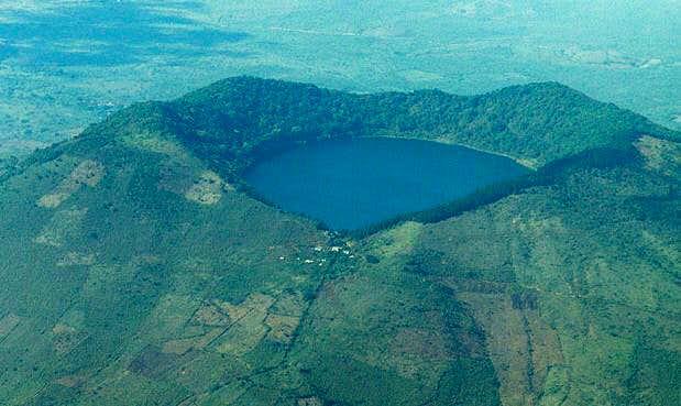 Volcan de Ipala : Photos, Diagrams & Topos : SummitPost