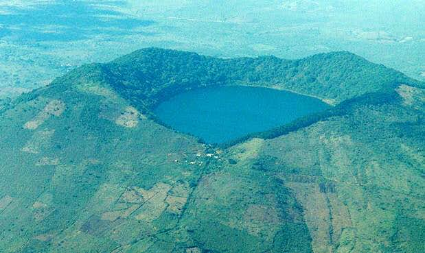 Volcan de Ipala