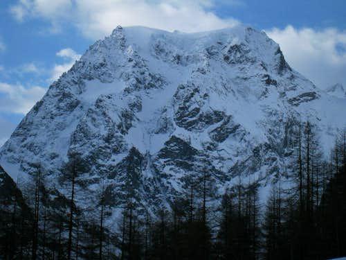 Mont Collon North Face