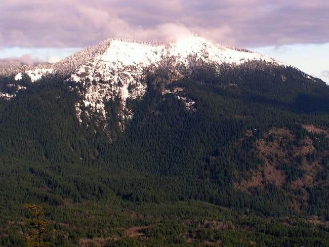 Dog Mountain as seen from...