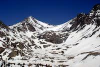 Ellingwood Pt & Blanca Peak