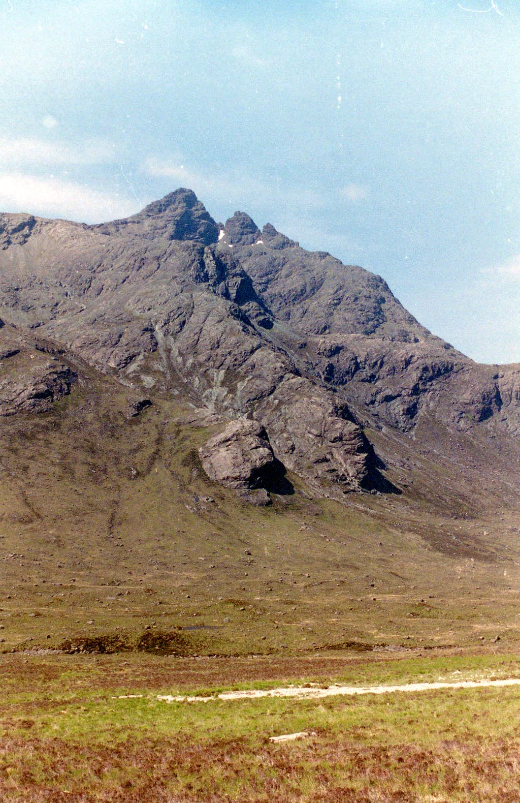 Sgurr nan Gillean & Pinnacle Ridge