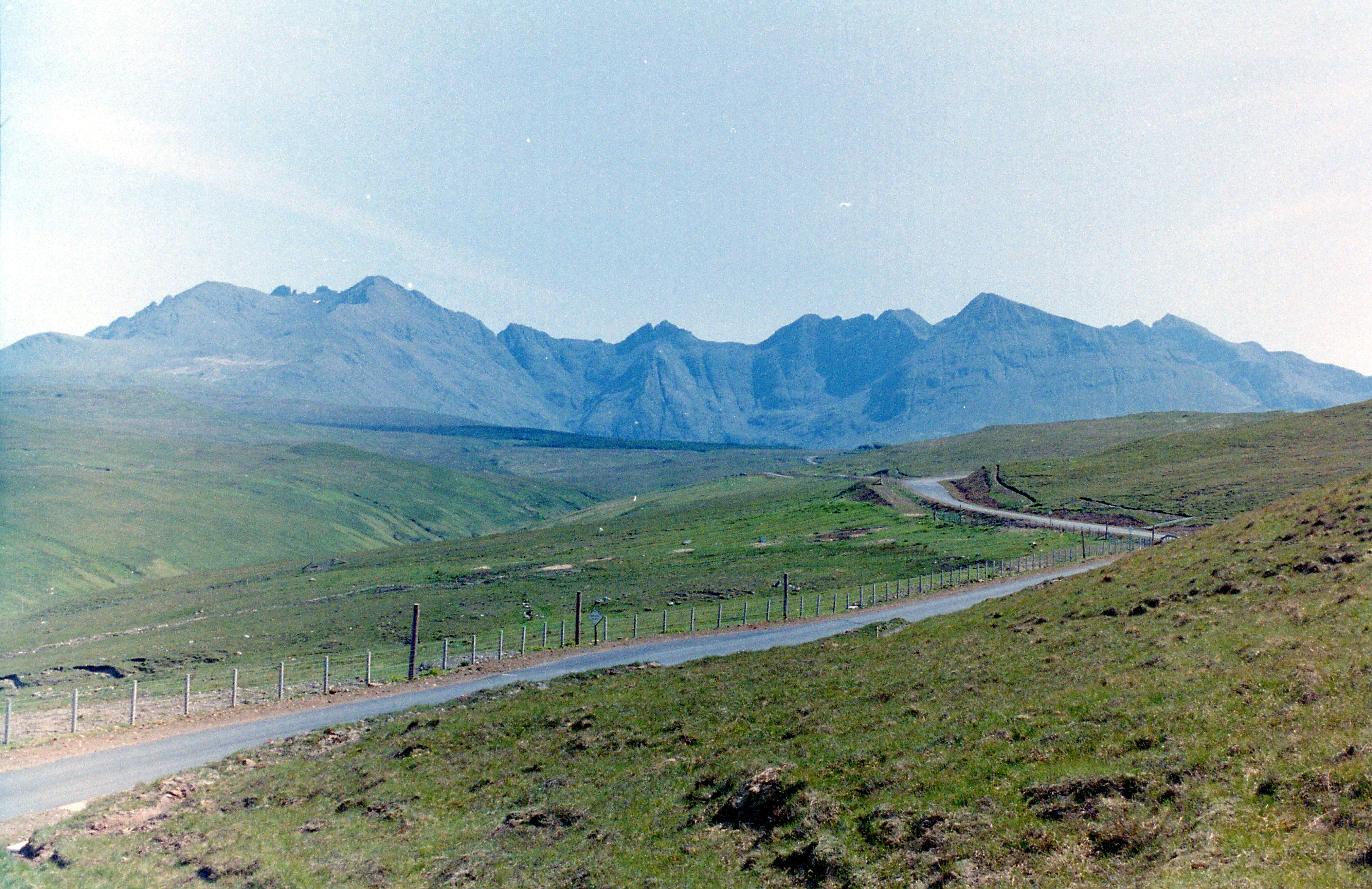 1993 - The Cuillin Ridge of Skye