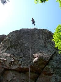 Meadows Leap - Wichita Mountains