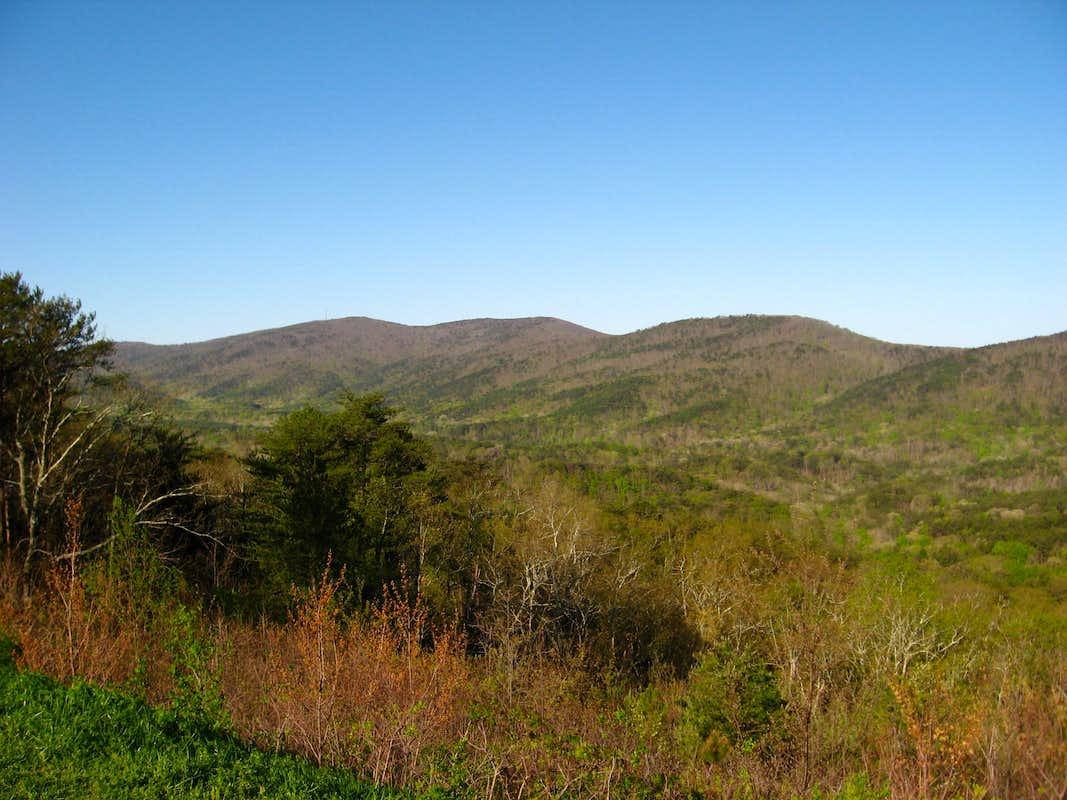 Alabama Mountains  Photos Diagrams  Topos  SummitPost
