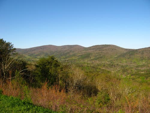 Alabama Mountains