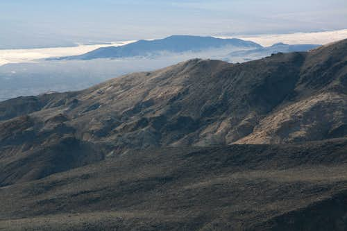 Lake Hill and Panamint Valley