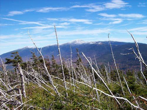 Presidential Range from Mt. Tom