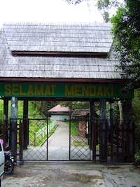 Timpohon Gate
