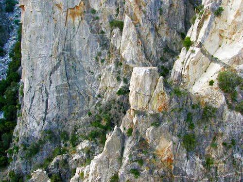 San Jacinto Rocks