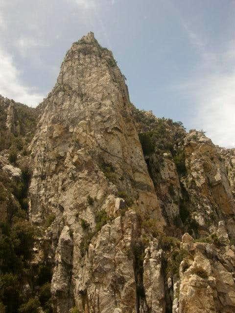 San Jacinto Rock Spire