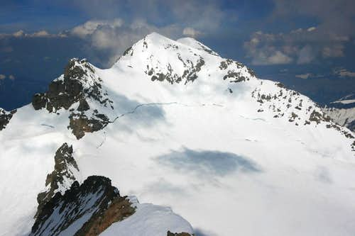 view from Rosenhorn