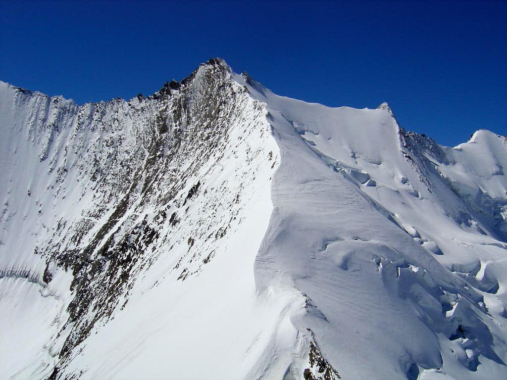 Nadelhorn 4327m