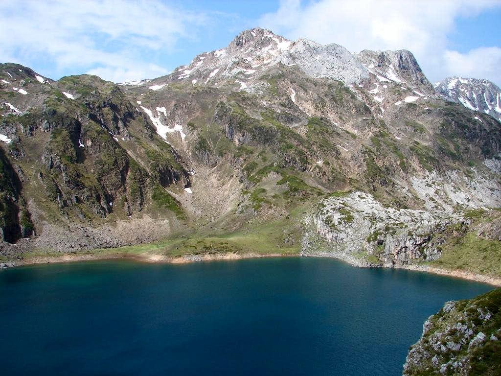 Calabazosa Lake