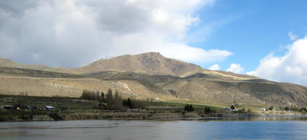 Chelan Butte fr south