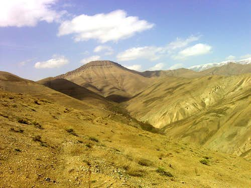 Band-e-Eish Peak