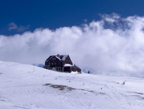 Hagener Hut, 2.446m