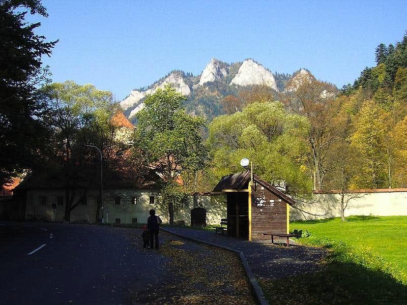 Cerveny Klastor (Red Monastery)