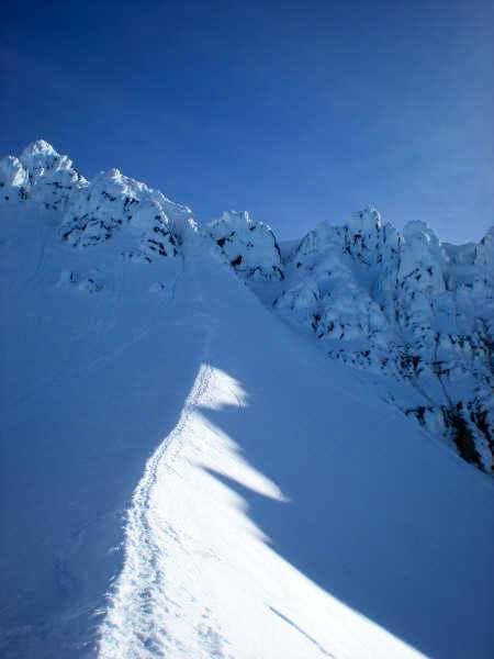Mt. Hood Hogsback