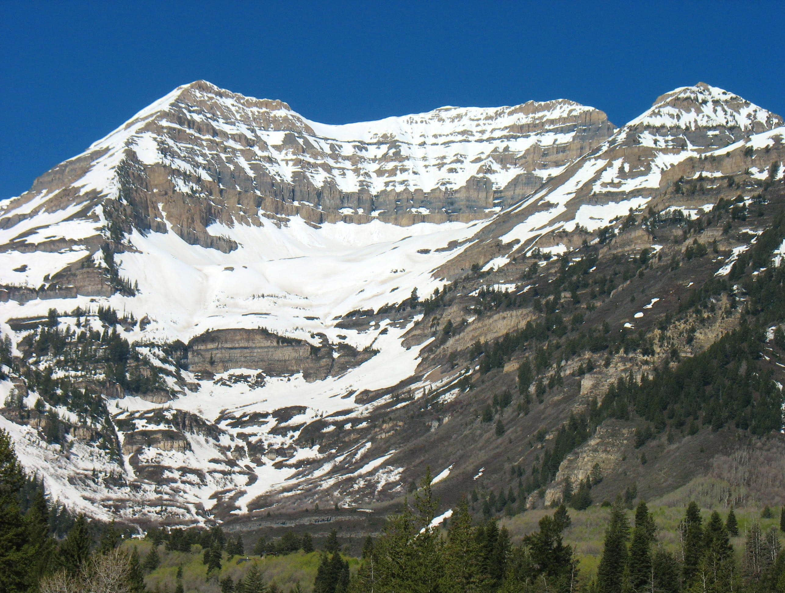 South Timpanogos / Second Summit
