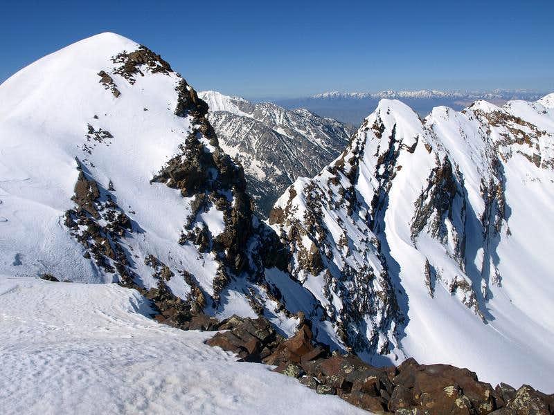 Monte Cristo and Cottonwood Ridge
