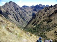 Day 2: Incan roadway to the...