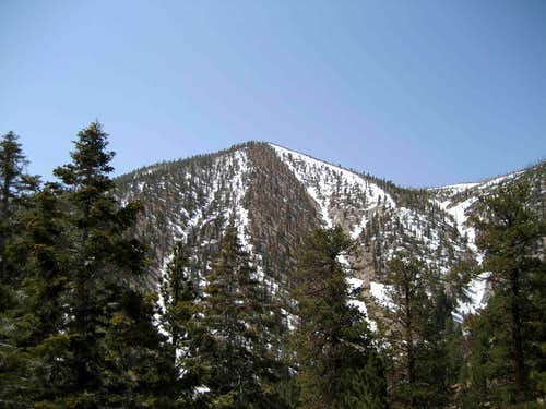 Ten Thousand Foot Ridge